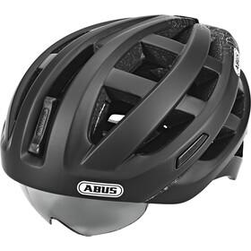 ABUS In-Vizz Ascent Cykelhjelm, velvet black